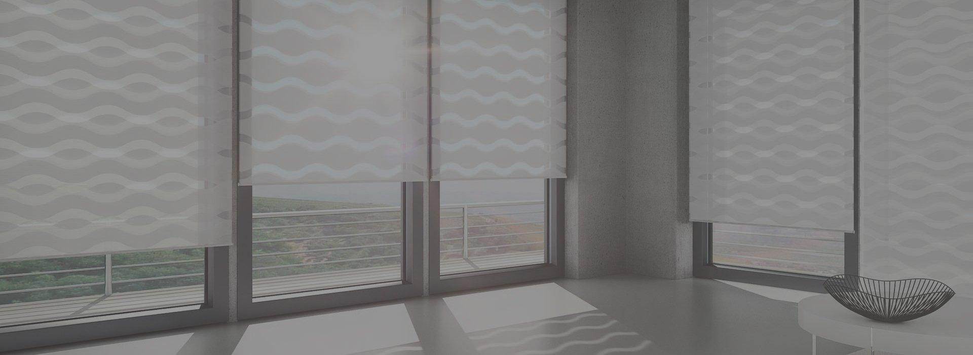 Изготавливаем рулонные шторы по вашим размерам