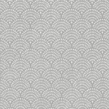 Рулонные шторы MINI АЖУР 1608 цв.св.серый