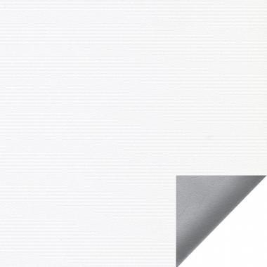 Рулонные шторы MINI АЛЬФА ALU BLACK-OUT 0225 цв.белый