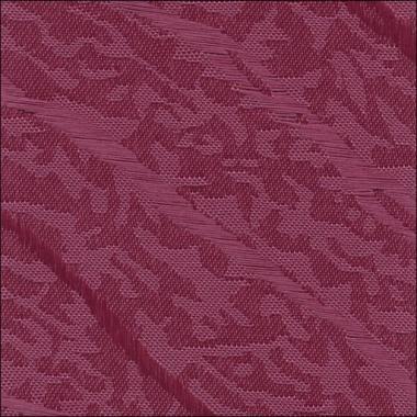 Жалюзи вертикальные БАЛИ 4454 цв.тем.красный 89мм