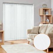 Жалюзи вертикальные ВЕНЕРА 0225 цв.белый, 89мм