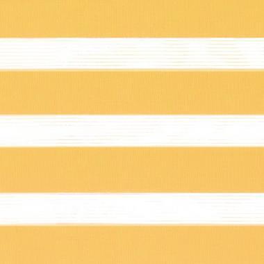 Рулонные шторы MINI-ZEBRA СТАНДАРТ 4210 жёлтый