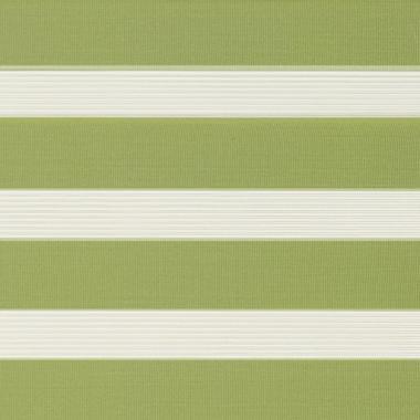 Рулонные шторы UNI1-ZEBRA СТАНДАРТ 5850 св.зелёный