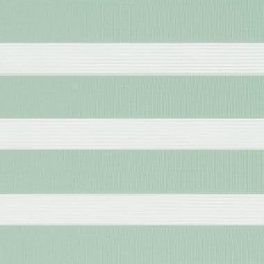 Рулонные шторы UNI1-ZEBRA СТАНДАРТ 5992 бирюзовый