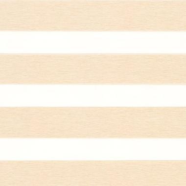 Рулонные шторы MINI-ZEBRA ЭТНИК 2406, бежевый