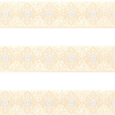 Рулонные шторы MINI-ZEBRA ДАМАСК 2406, бежевый