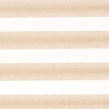 Рулонные шторы MINI-ZEBRA АРАБЕСКА 2261, св. бежевый