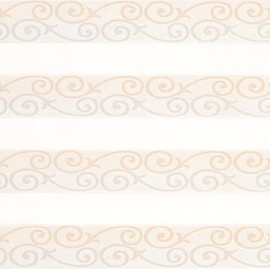 Рулонные шторы MINI-ZEBRA ЭЛЛАДА 2259, магнолия