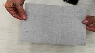 Рулонные шторы UNI1 КРИС 1608 цв.св. серый